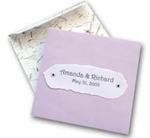 Free CD Cover Wedding Favor Template