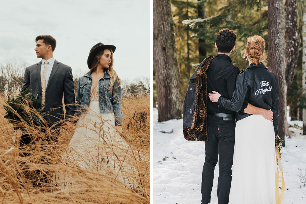 elopement planning during coronavirus and casual attire inspiration