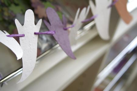 Plantable Ghost Garland